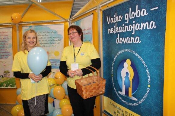 Mamos ir tėčiai Vilniuje dvi dienas mokėsi būti geresniais tėvais