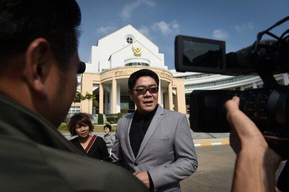 Mitsutoki Shigetos advokatas Kongas Suriyamontolas