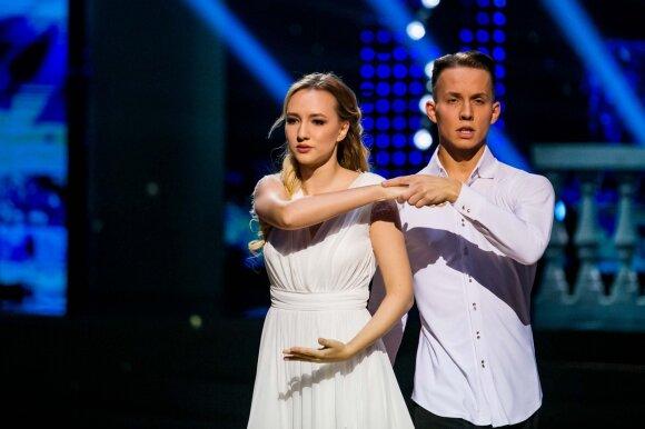 Paula Valentaitė and Gedvinas Meškauskas