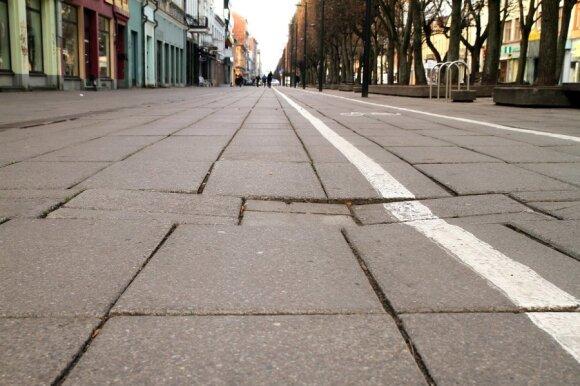 Kauno senamiestyje pajuto negerą tendenciją: kreipia žvilgsnį į Vilnių