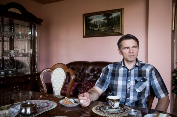 Savo svajonę JAV kuriantis lietuvis: daugelis amerikiečių norėtų taip gyventi