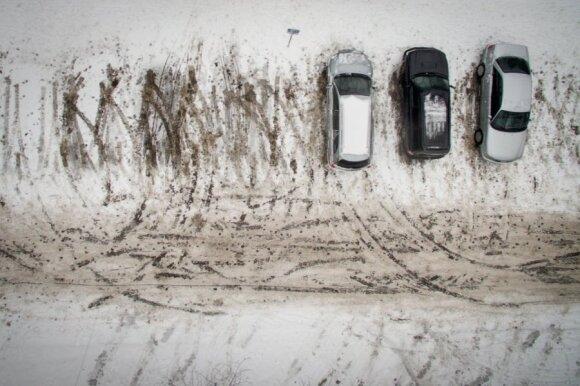 Nepatyrusi vairuotoja po patirto šoko: geriau išvis nevairuoti