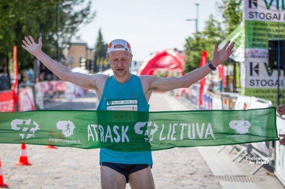 """Marijampolės bėgimas """"Bėgam už Marijampolę"""" / FOTO: Rokas Lukoševičius"""