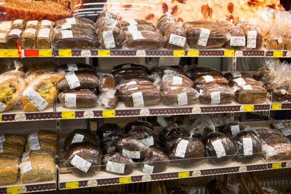 Visa tiesa apie duoną: kodėl privalu perskaityti etiketę