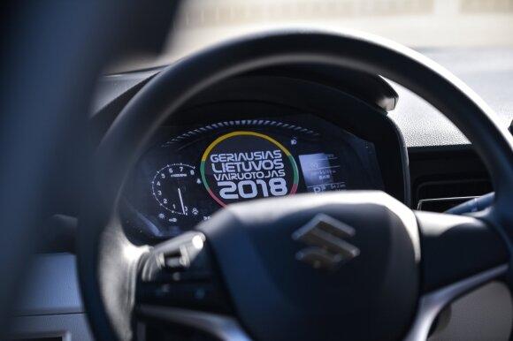 Geriausio Lietuvos vairuotojo paieškos vyks keturiuose miestuose