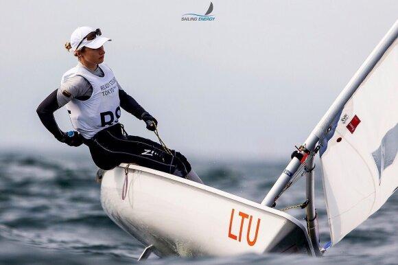 Viktorija Andrulytė / FOTO: Energy Sailing
