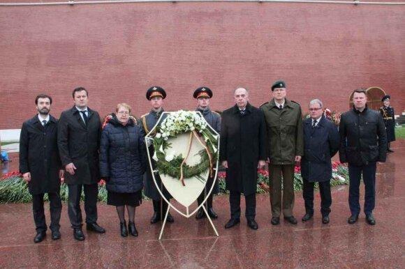 Посол Литвы в России не будет наблюдать за парадом в Москве 9 мая