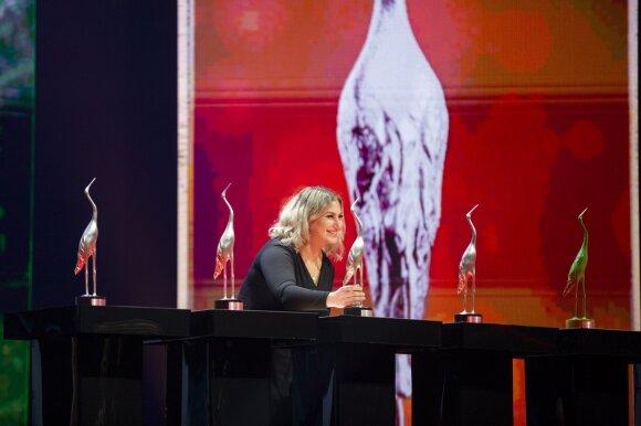 """""""Sidabrinės gervės"""" apdovanojimai 2020"""
