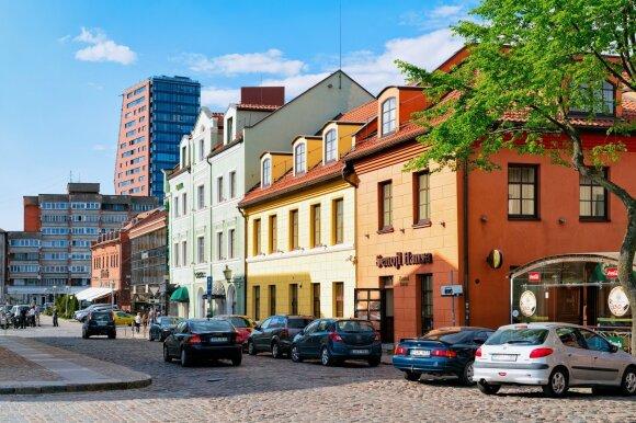 Klaipėdos miestas
