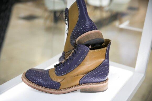 Avalynės kūrėjas Ž. Maslauskas patarė, kaip atskirti kokybiškus batus