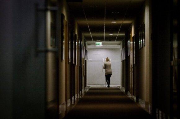 Naktinį darbą prisimena kaip siaubo filmą: 24 val. pamaina, grasinimai nužudyti, o laiko net tualetui nėra