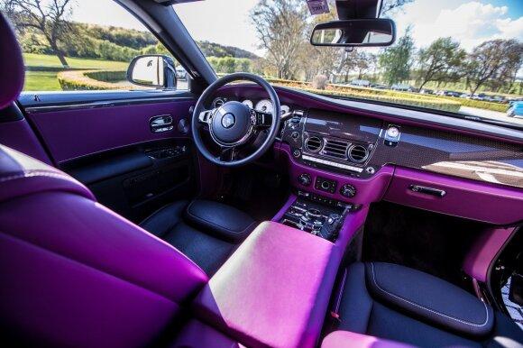 """""""Rolls-Royce Ghost Black Badge"""""""