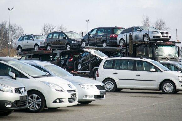 Pardavus automobilį mistiškai padidėjo mokesčių suma