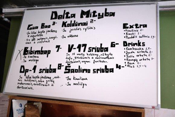"""Restoranas """"Delta Mityba"""""""