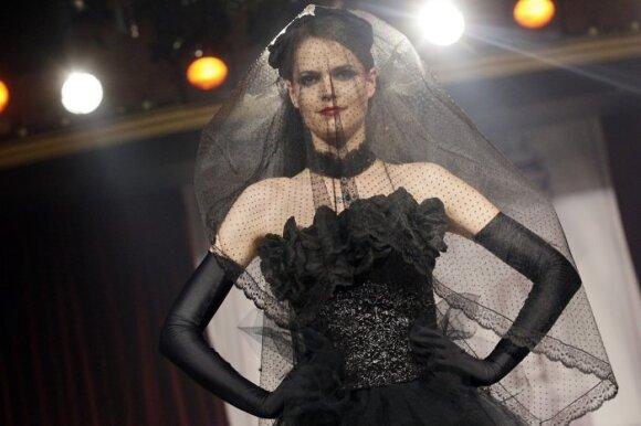 Liutauro Salasevičiaus vestuvinių suknelių kolekcijos pristatymas