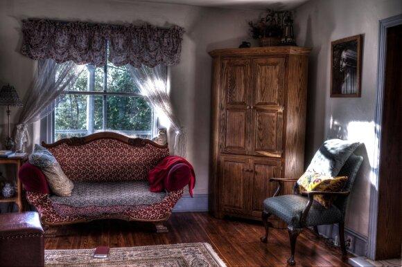 Viktorijos stiliaus namai