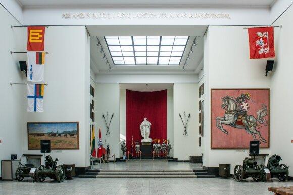 """Vytauto Didžiojo Karo muziejus (""""Unseen pictures"""" nuotr.)"""
