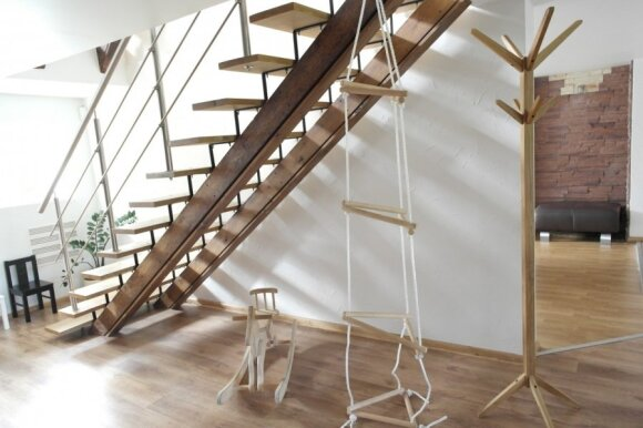 Interjero idėja: jaukumą ir eleganciją namuose dizainerė sukūrė detalėmis