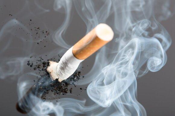 Cigaretės dūmai