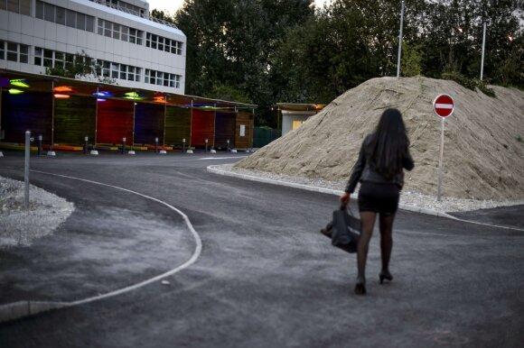 Prostitucija Šveicarijoje