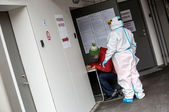 Peržengta riba: pagal sergamumą koronavirusu esame jau treti Europoje