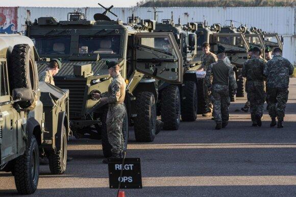 Svarbiausios NATO pratybos nuo Šaltojo karo laikų: scenarijus – lyg iš įtempto siužeto trilerio