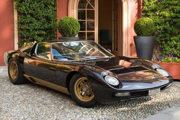 Lamborghini Miura SV (1971 m.)