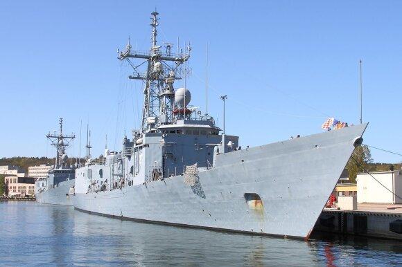 JAV admirolo įspėjimai skamba visai NATO: blogiausiu atveju Europa būtų atkirsta