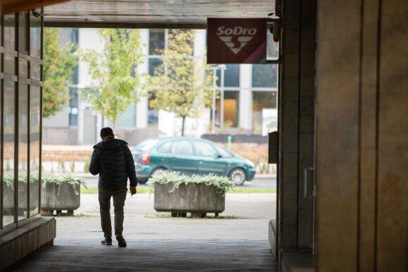 """""""Sodra"""": atlyginimai 220 eurų didesni nei prieš metus, o jų didėjimą turėjo pajusti kas antras"""