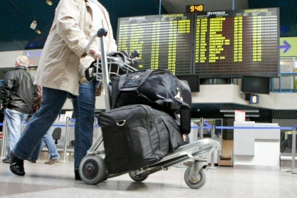 Kompensacijos už vėlavusį skrydį paprašė per tarpininką: gailisi, nes galėjo gauti daugiau