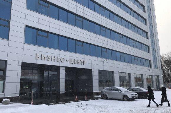 """""""Interneto tyrimų agentūra"""" Sankt Peterburge"""