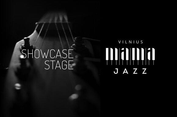 """Vilnius Mama Jazz"" vitrina"