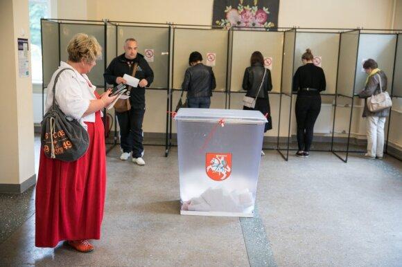 Žmonės pasiuntė aiškų signalą – tokių rinkimų jiems nereikia