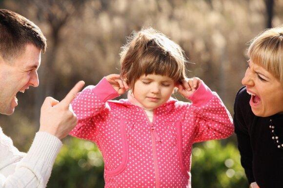 6 svarbios klaidos, kurias tėvai daro netyčia