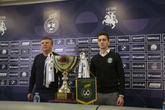 Vladimiras Čeburinas ir Deividas Česnauskis