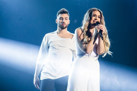 The second half of Eurovision is a summer of war: it will be very clear who goes to the finals