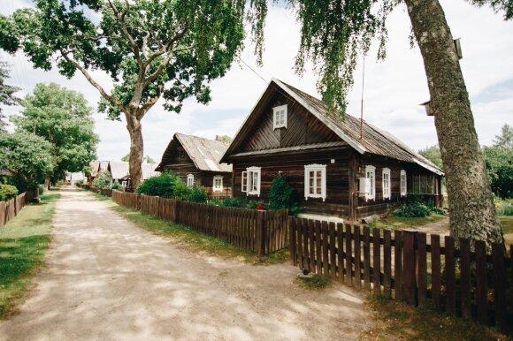 Grabijolų kaimas
