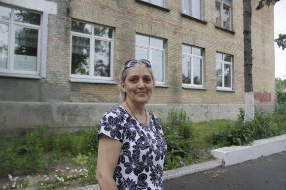 Prezidento rinkimai Kijeve, Ukraina