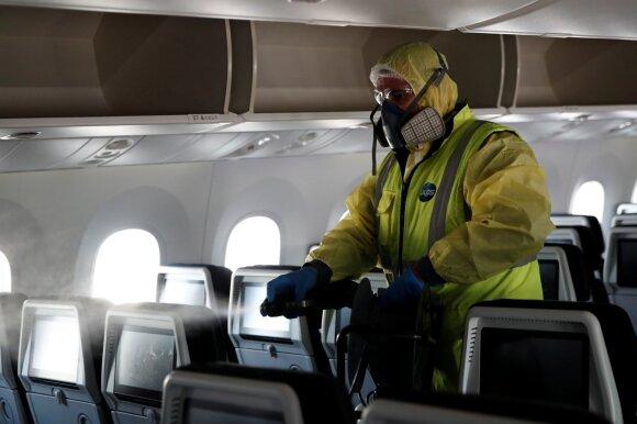 Ekspertai papasakojo, kaip ateityje atrodys kelionės lėktuvu: nauja realybė keleiviams ne visada bus naudinga