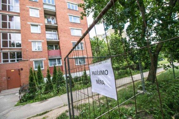 Naujų daugiabučių Kaune statybos