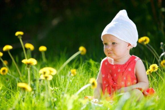 Astrologė Saulė: šią vasarą gimę vaikai apdovanoti įvairiais talentais ir gebėjimais