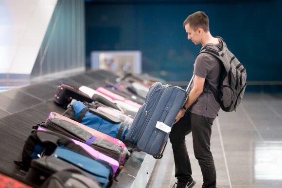 Ką daryti, jei kelionės malonumus apkartino sugadintas arba dingęs bagažas