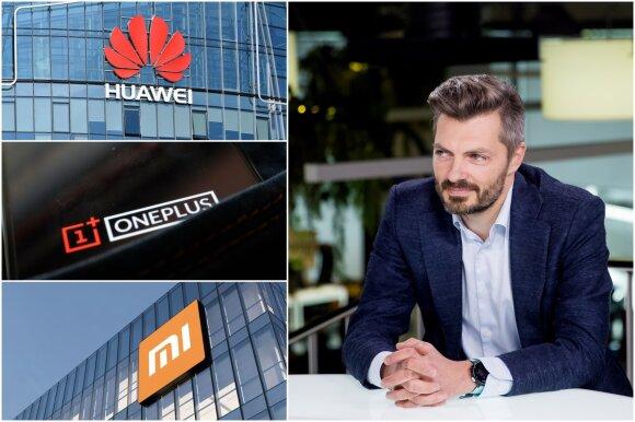 KAM viceministras Margiris Abukevičius perspėjo apie nesaugią kinišką įrangą. Shutterstock/D. Pipo nuotr.