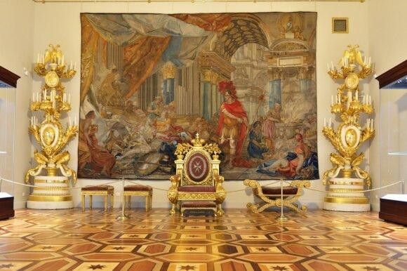 Ermitažas, Sankt Peterburge