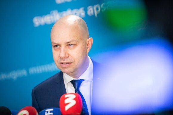 Komunikacijos ekspertas: Malinauskas pervertino savo poziciją