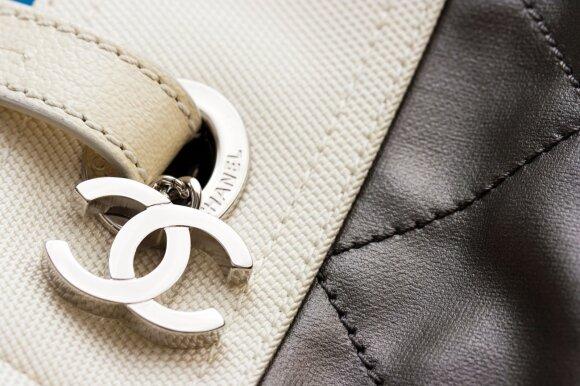 Chanel mados namų logotipas