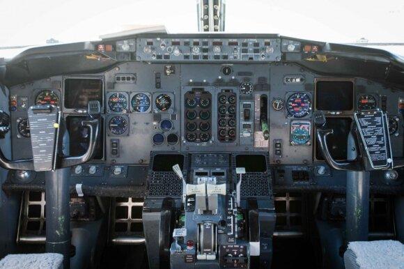 Pilotas: jeigu norite atvykti į vietą laiku, važiuokite traukiniu