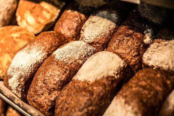 Viso grūdo duona