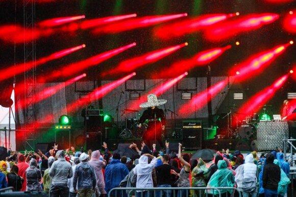 Muzikos festivaliai Baltijos šalyse: ką verta aplankyti šiemet?