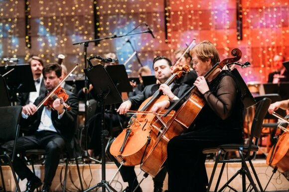 LVSO vasaros festivalio uždarymui – ugninga tango ir flamenko aistra